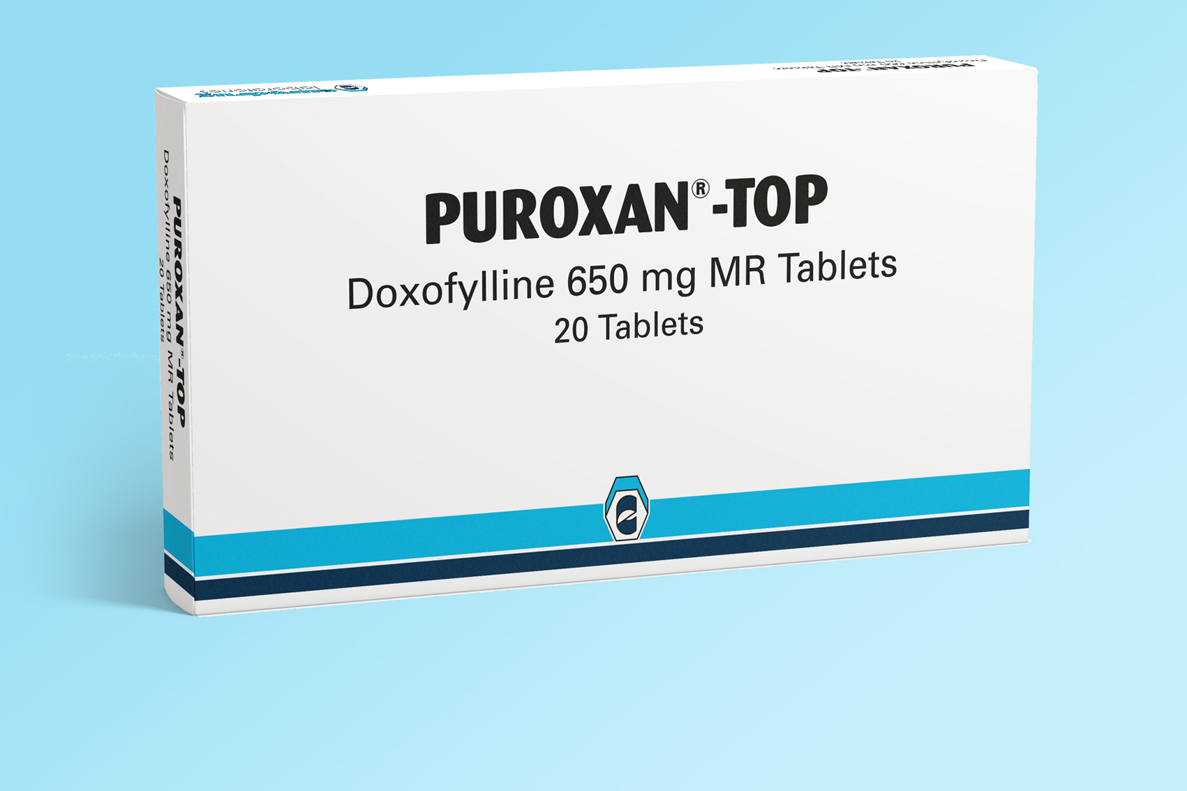 DOXOFYLLINE-MR